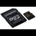 Kingston Technology microSDHC/SDXC Class 10 UHS-I 32GB 32GB MicroSDHC UHS Class 10 memory card