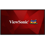 """Viewsonic CDE7520 signage display Digital signage flat panel 190.5 cm (75"""") IPS 4K Ultra HD Black Built-in processor Android 8.0"""