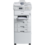 Epson WorkForce Pro WF-6590D2TWFC 4800 x 1200DPI Inkjet A4 34ppm Wi-Fi Grey multifunctional