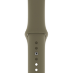 Apple Demo/Band 44mm Khaki Sport - S/M & M/L Fluoroelastomer
