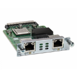 Cisco VWIC3-2MFT-T1/E1= RJ-45 voice network module