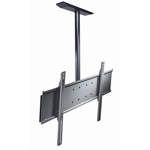 Peerless PLCM-UNL-CP Black flat panel wall mount