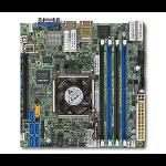 Supermicro X10SDV-4C+-TLN4F server/workstation motherboard BGA 1667 Mini-ITX