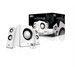 Sweex 2.1 Speaker System Arena White/Silver