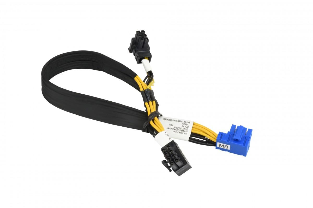 Supermicro CBL-PWEX-1061 internal power cable 0.34 m