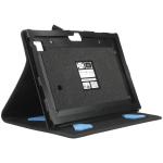 "Mobilis 051007 tablet case 30.5 cm (12"") Folio Black"