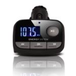 Energy Sistem Car MP3 f2 Black Knight 87.5 - 108MHz Negro transmisor FM