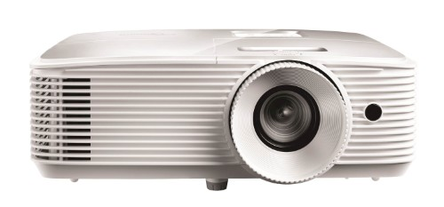 Optoma EH334 data projector 3600 ANSI lumens DLP 1080p (1920x1080) 3D Desktop projector White