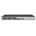Hewlett Packard Enterprise OfficeConnect 1950 24G 2SFP+ 2XGT Managed L3 Gigabit Ethernet (10/100/1000) 1U Grey