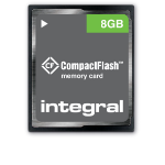 Integral 8GB COMPACT FLASH CARD