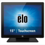 """Elo Touch Solution 1517L Rev B 38,1 cm (15"""") 1024 x 768 Pixels Single-touch Tafelblad Zwart"""