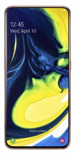 """Samsung Galaxy SM-A805F 17 cm (6.7"""") 8 GB 128 GB Dual SIM 4G Gold 3700 mAh"""