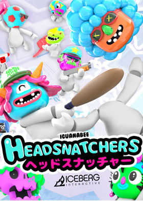 Nexway Headsnatchers vídeo juego PC Básico