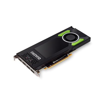 Graphic Card NVIDIA Quadro P4000 8GB Gddr5 Dpx4 With Short Extender (4X60N86663)