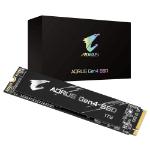Gigabyte AORUS M.2 1000 GB PCI Express 4.0 3D TLC NAND NVMe