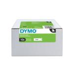 DYMO 2093096 DirectLabel-etikettes, 9mm x 7m, Pack qty 10