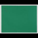 Bi-Office Unframed Green Felt Notice Board 90x60cm DD