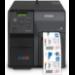 Epson ColorWorks C7500G Inkjet Colour 600 x 1200DPI Black