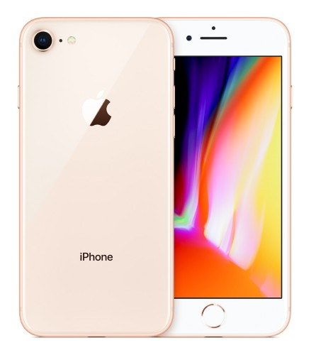 "Apple iPhone 8 4.7"" Single SIM 4G 64GB Gold"