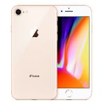 "Apple iPhone 8 11.9 cm (4.7"") 256 GB Single SIM 4G Gold"