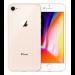 "Apple iPhone 8 11.9 cm (4.7"") 128 GB Single SIM Gold"