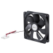 StarTech.com 120x25mm Dual Ball Bearing Computer Case Fan w/ LP4 Connector