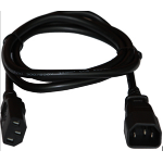 Huawei 0405G019 power cable Black 1.8 m C14 coupler C13 coupler