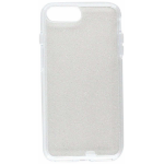 OtterBox Symmetry Clear mobile phone case 14 cm (5.5 Zoll) Deckel Silber, Transparent
