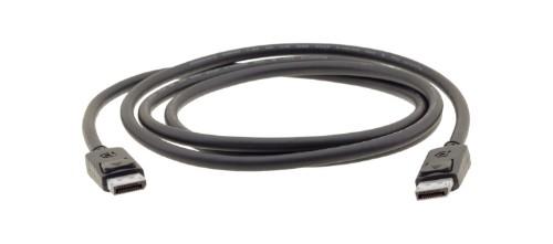 Kramer Electronics C-DP 3 m DisplayPort Black
