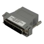 Lantronix 200.0073 adaptador de cable DB25 RJ-45 Gris