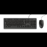 Trust Primo keyboard USB QWERTY English Black 23974