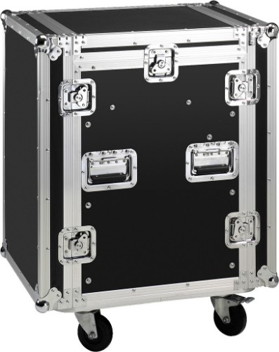 IMG Stage Line MR-122 Hard case Universal Aluminium,Wood Aluminium,Black