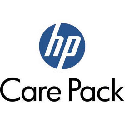 Hewlett Packard Enterprise Care Pack Total Education curso de TI