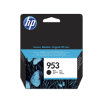 HP 953 Black Original Ink Cartridge Origineel Zwart