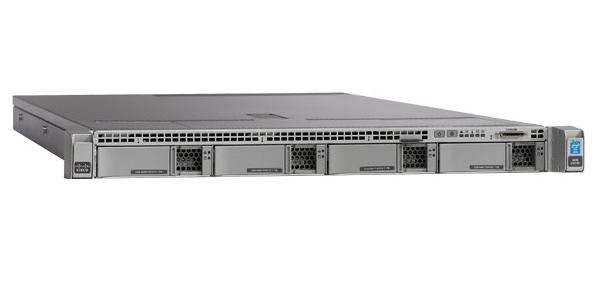Cisco UCS C220M4S W/1XE52620V4 2X16G E5-2620V4 server