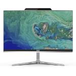 "Acer Aspire Z24-891 60.5 cm (23.8"") 1920 x 1080 pixels 9th gen Intel® Core™ i5 8 GB DDR4-SDRAM 2256 GB HDD+SSD All-in-One PC Windows 10 Home Wi-Fi 5 (802.11ac) Silver"