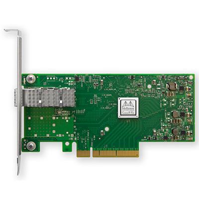 Mellanox Technologies MCX4111A-ACAT adaptador y tarjeta de red Fibra 25000 Mbit/s Interno