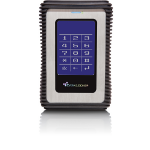 Origin Storage DataLocker 3 500GB 500GB Black,Silver external hard drive