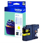 Brother LC-123Y Ink cartridge yellow, 600 pages, 6ml