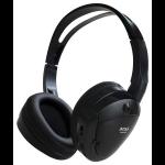 BOSS HP12 Black Supraaural headphone