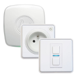 Lightwave L21412TEWH iluminación inteligente Smart socket kit Blanco