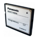 Panasonic KX-NS0137X networking equipment memory