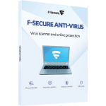 F-SECURE Anti-Virus Full license 1year(s) Multilingual