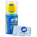 AF MCA_200MIF Screens/Plastics Equipment cleansing dry cloths & liquid 200ml equipment cleansing kit