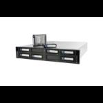 Tandberg Data RDX QuikStation 8 tape auto loader/library 2U Black, White