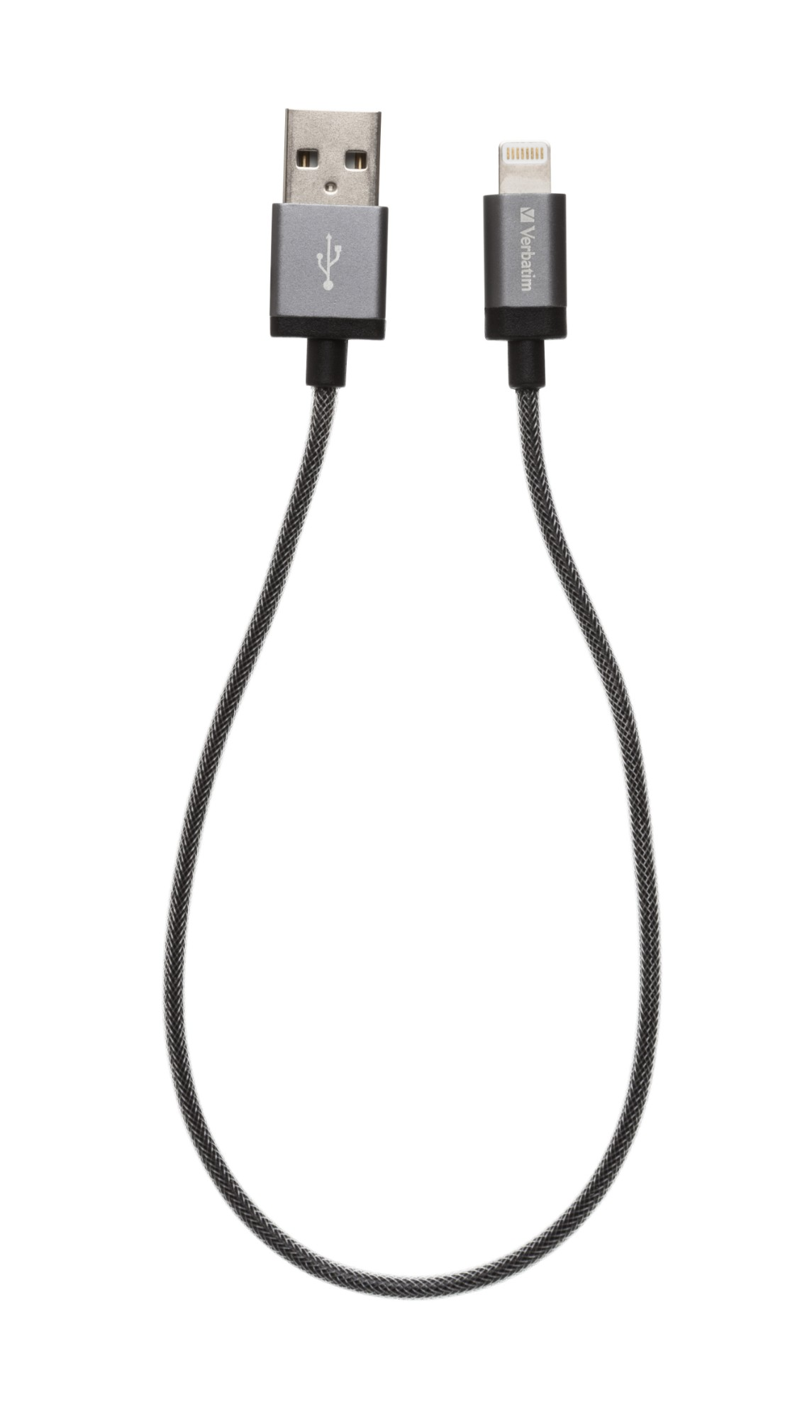 Lighting Cable Sync & Charge 30cm Grey