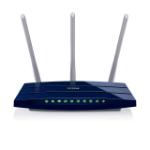 TP-LINK TL-WR1043ND Gigabit Ethernet Blue wireless router