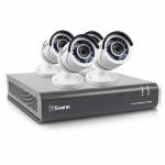 Swann SWDVK-445504 Wired 4channels video surveillance kit