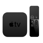 Apple TV 4K 64 GB Wi-Fi Ethernet LAN Black 4K Ultra HD