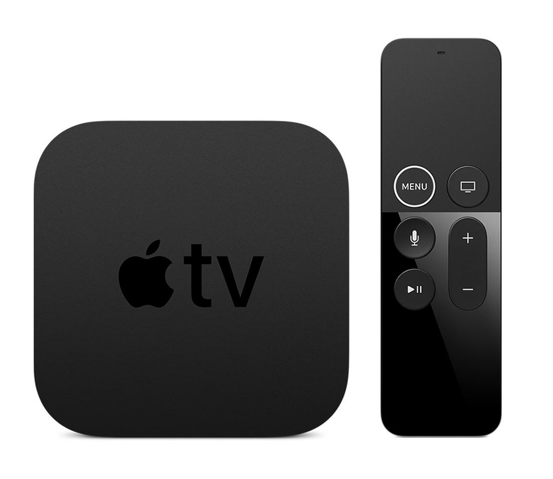 Apple TV 4K 4K Ultra HD 64GB Wi-Fi Ethernet LAN Black